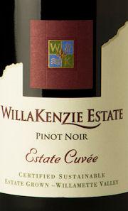 WillaKenzie Estate Pinot Noir