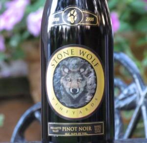 Stone Wolf Pinot Noir