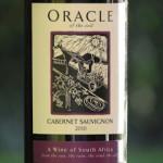 Oracle Cabernet Sauvignon Review