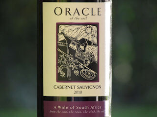 Oracle Cabernet Sauvignon