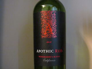 Apothic Red Wine Review