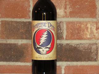 Grateful Dead Wine