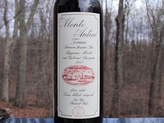 Monte Antico Toscana Wine Review