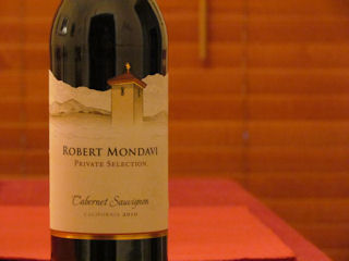 Robert Mondavi Private Selection Cabernet
