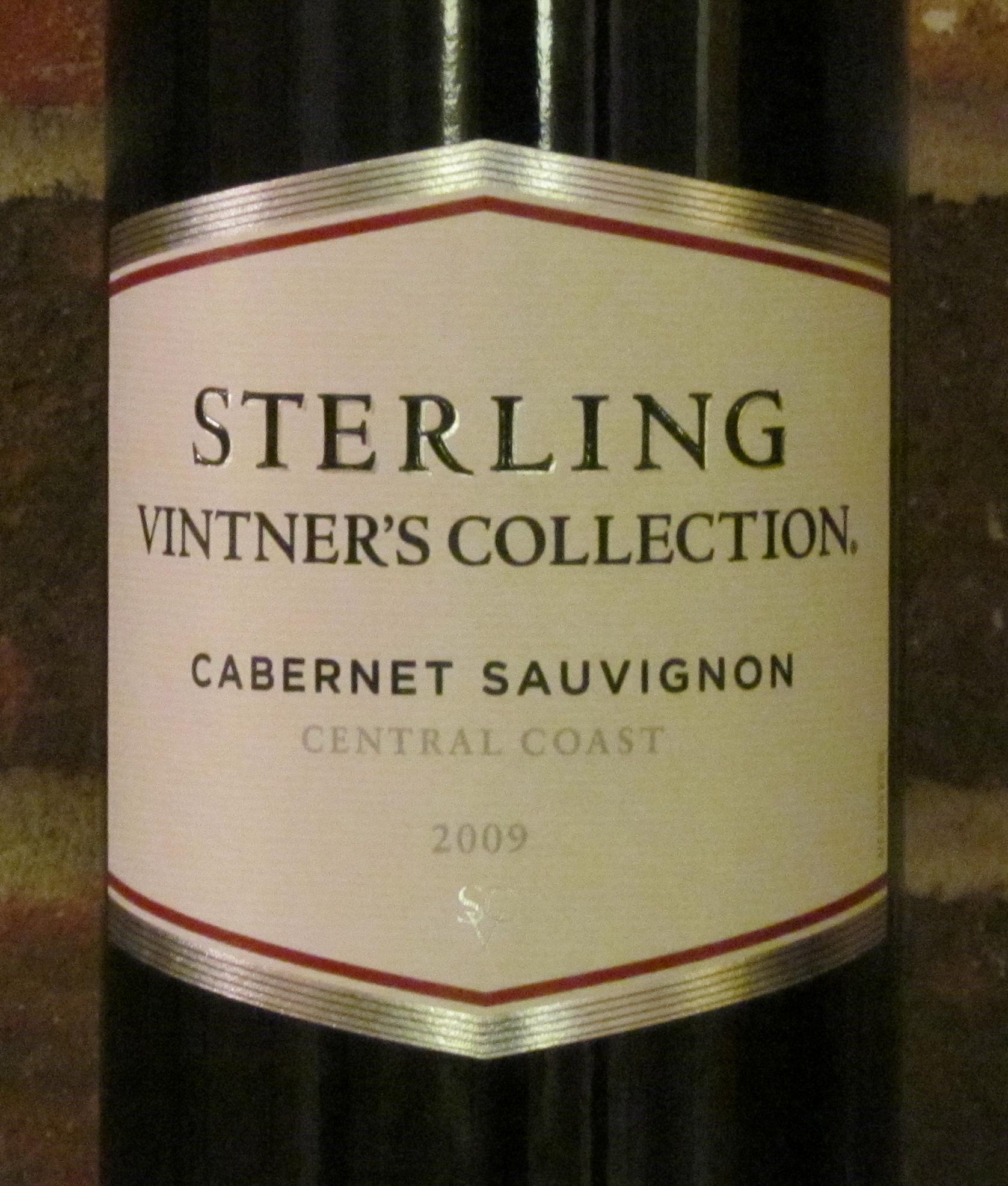 Sterling Wine Cabernet Sauvignon