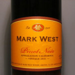 Mark West Pinot Noir Wine Review