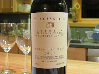 Greek Wine Thalassitis