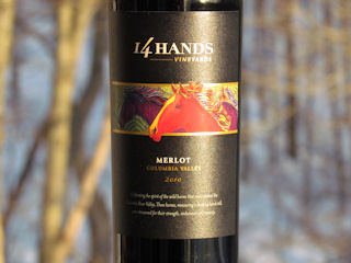 14 Hands Merlot Columbia Valley
