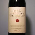 Antinori Santa Cristina Toscana