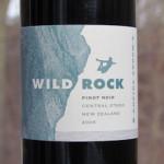Wild Rock Pinot Noir Wine Review