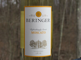 Beringer Moscato Review