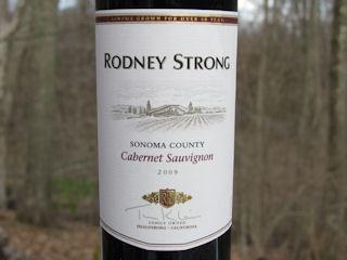 Rodney Strong Cabernet Sauvignon