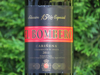 El Bombero Red Wine