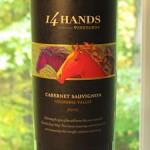 14 hands cabernet sauvignon