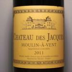 Chateau Des Jacques Moulin A Vent