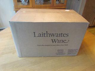 Laithwaites Wine Club Box Received