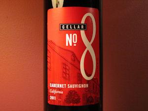 Cellar No 8 Cabernet Sauvignon