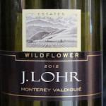 J Lohr Wildflower Valdiguie