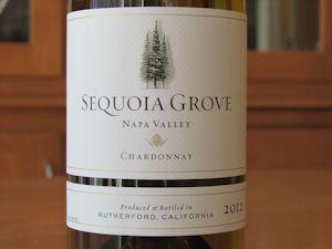 Sequoia Grove Chardonnay