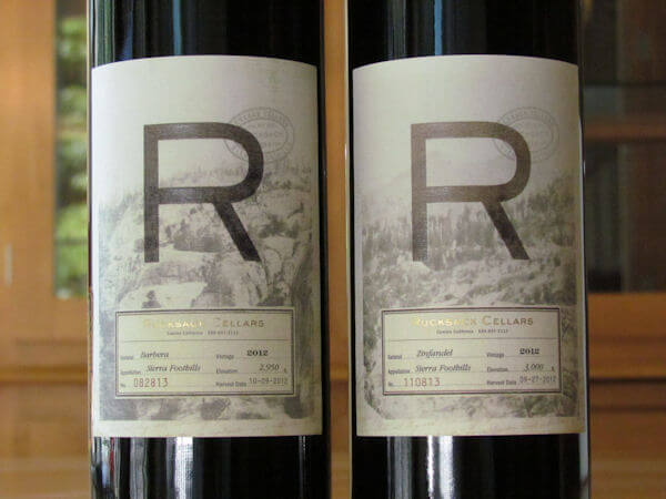 California Wine Club Wines