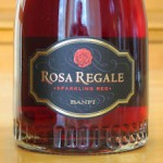 Rosa Regale Sparkling Red Wine