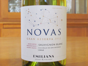 Emiliana Vineyards Novas Sauvignon Blanc