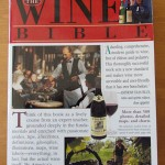 Wine Bible Book Review