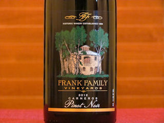 Frank Family Vineyards Pinot Noir