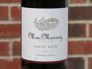 MacMurray Pinot Noir