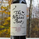 Waxed Bat Wine Review