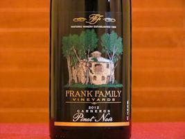 Frank Family Vineyards Pinot Noir