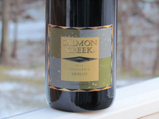 Salmon Creek Merlot & Salmon Creek Merlot - Honest Wine Reviews