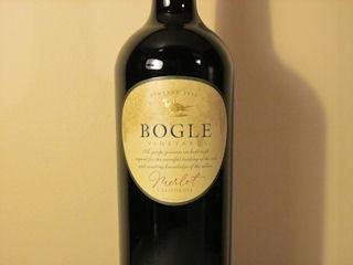 Bogle Merlot Wine Review