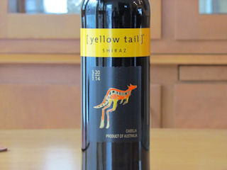 Yellow Tail Shiraz Wine Review