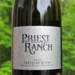 Priest Ranch Grenache Blanc Review