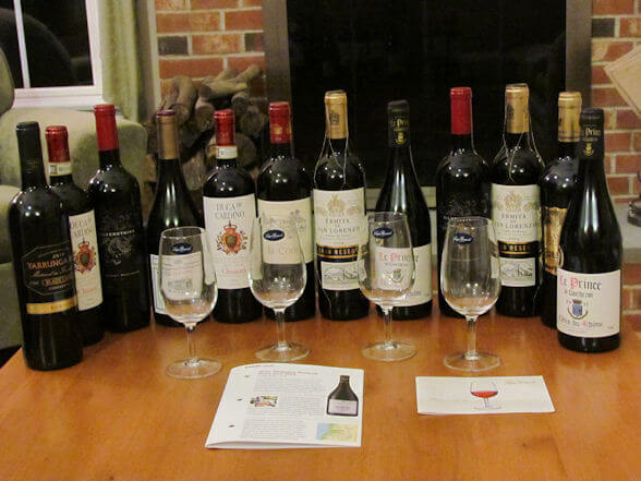 zagat wine club review wine bottles