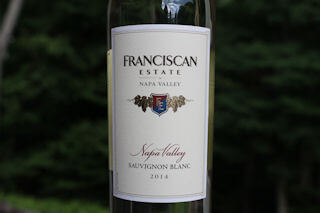 Franciscan Estate Sauvignon Blanc