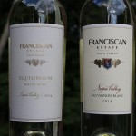Franciscan Estate Equilibrium and Sauvignon Blanc