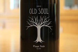 Oak Ridge Winery Old Soul Pinot Noir