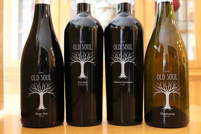 Oak Ridge Winery Old Soul Wines