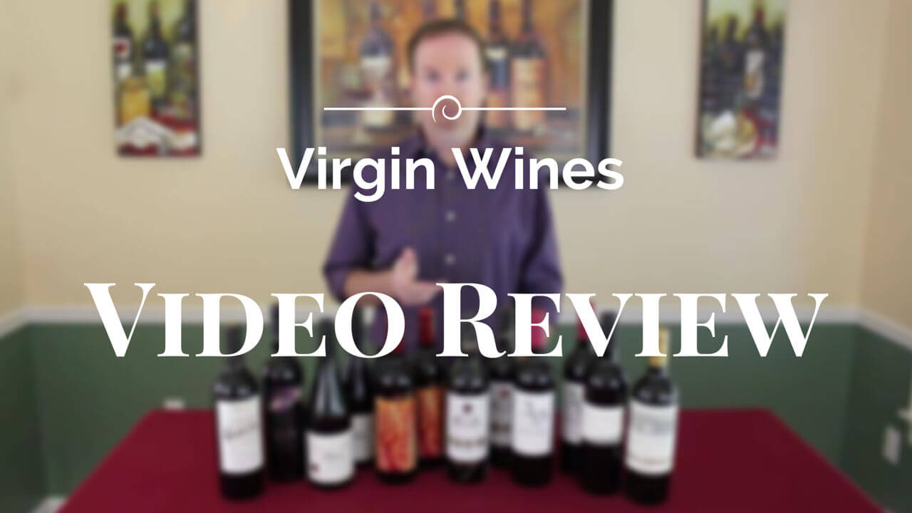 Virgin Wines Review Video