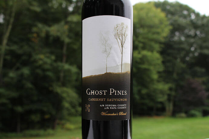Ghost Pines Merlot Price & Reviews | Drizly