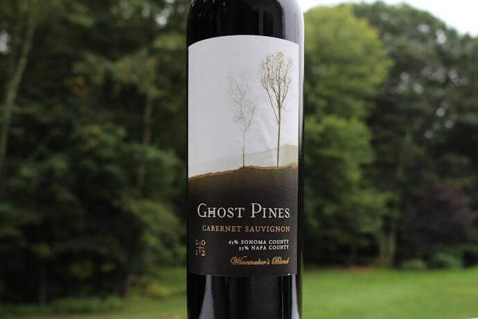 Ghost Pines Cabernet Sauvignon