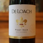 DeLoach Pinot Noir Review