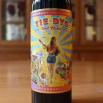 Tie Dye Red Blend Wine