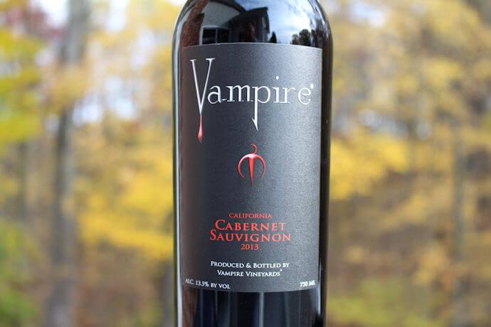 Vampire Cabernet Sauvignon