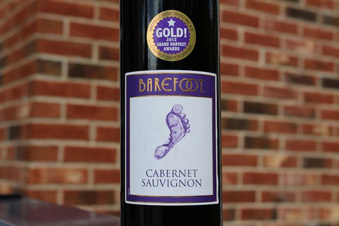 Barefoot Cabernet Sauvignon