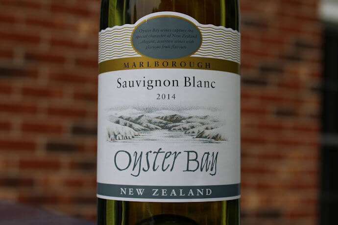 Oyster Bay Sauvignon Blanc Review
