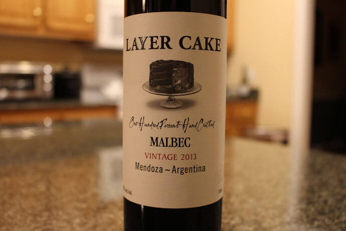 Layer Cake Malbec Wine