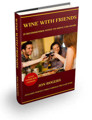 Wine With Friends Book